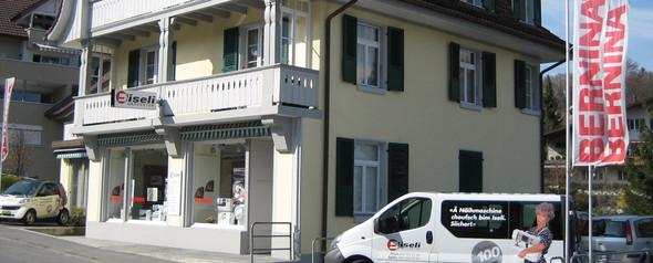Offizieller Bernina Partner im Berner Oberland.