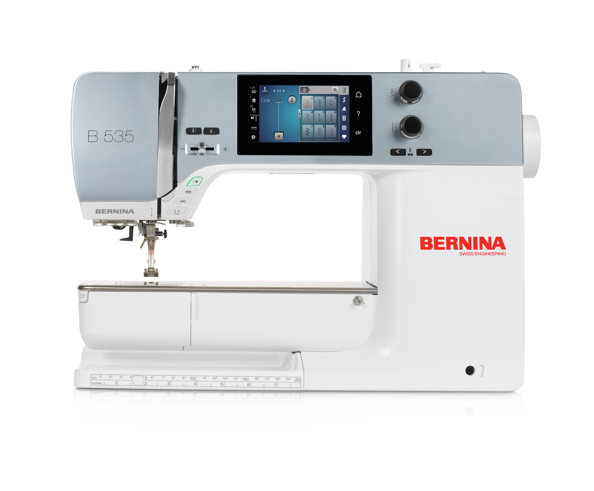 n hmaschine bernina 535 n hen quilten sticken. Black Bedroom Furniture Sets. Home Design Ideas